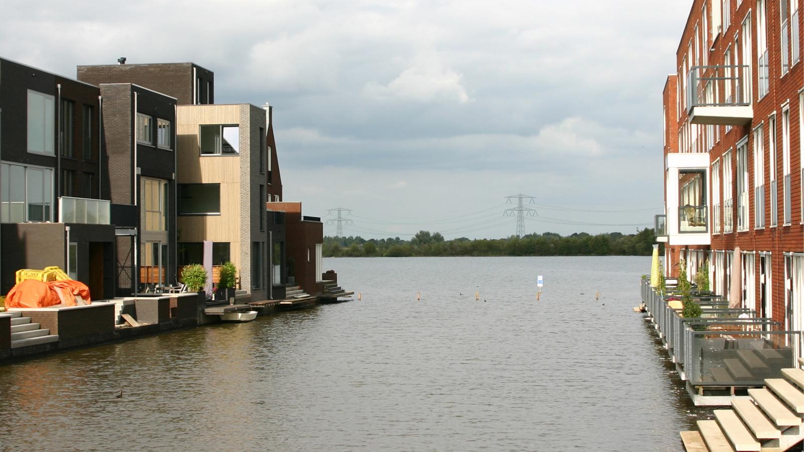 Meerveld architectuur
