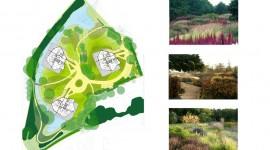 Landgoed De Haaf Bergen - impressie terreininrichting
