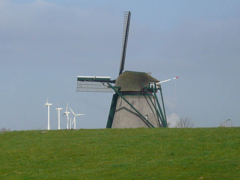 Windprogramma in Landschapspark De Liede
