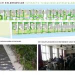 ontwerp eiland door maatwerk per kavel met collectieve bouwstenen