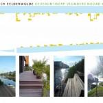 collectief oeverontwerp laan + waterwoningen