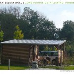 zorgvuldige detaillering tuinberging (ontwerp MAAS architecten)