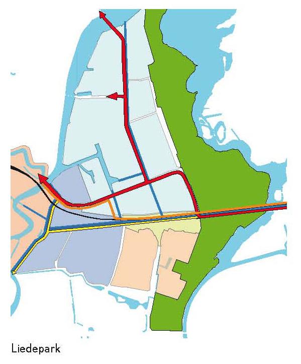 Liedepark Haarlem Oost