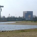 Landschapspark De Liede in overgang van stad naar land