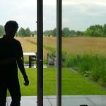 pasrticuliere tuin Dreibergen