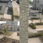 tuinen & straat in aanleg CPO Eridanusstraat Groningen